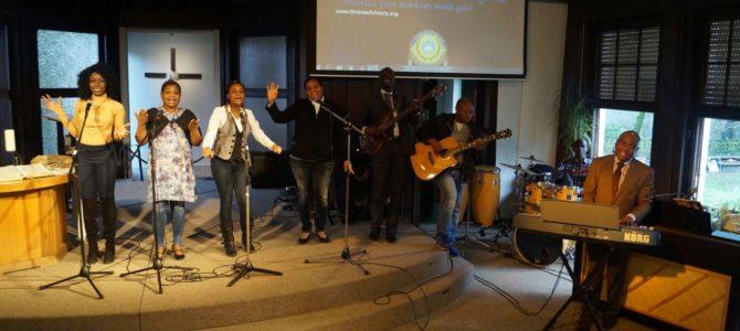 Afrikanischer Gottesdienst